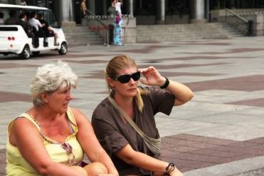 Evi und Angie