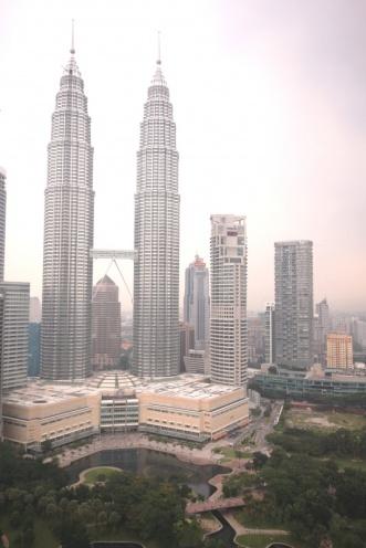 Die Petronas Tower