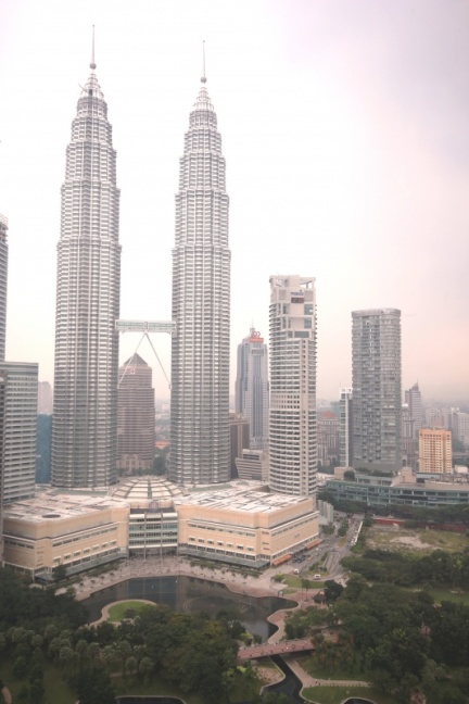 Die Petronas Tower