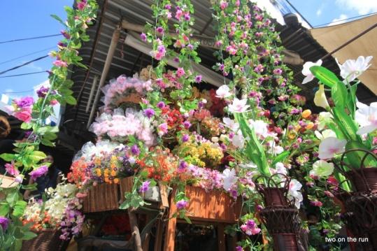 Wochenendmarkt Bangkok