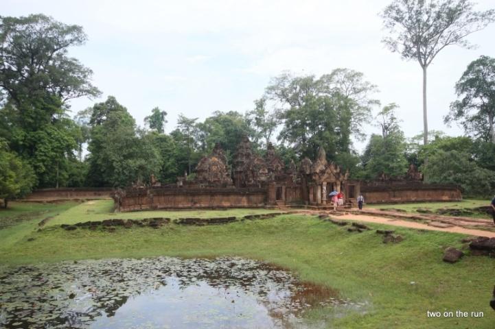 Tempel Banteay Srei