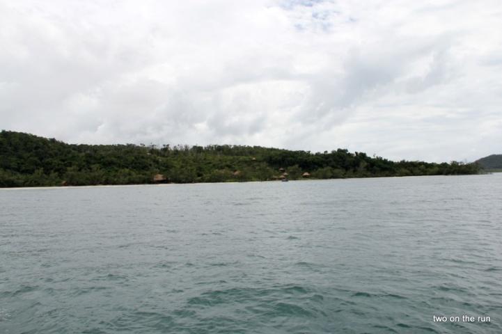 Blick auf die Bucht - Koh Rung