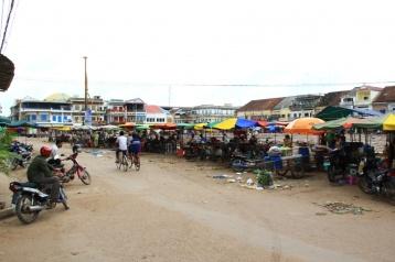 Markt in Kratie