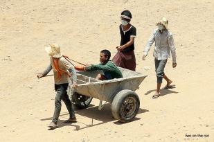 Messias zieht wieder aus (Cambodia)