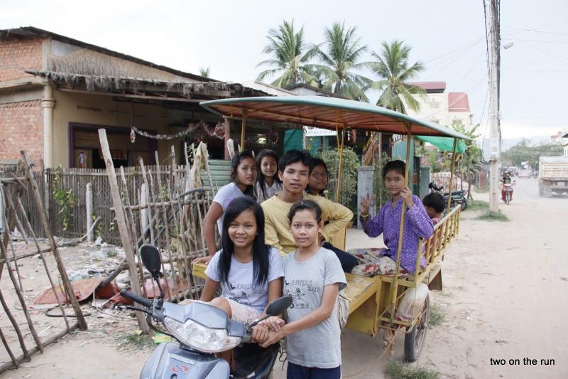 Die Kinder von COFCO
