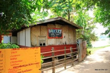 örtliche Bäckerei auf Don Det
