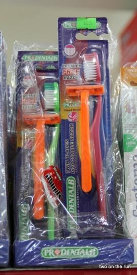 Hilft nicht nur gegen Zahnstein, sondern auch gegen Haare auf den Zähnen