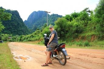 Vang Vieng Ausflug