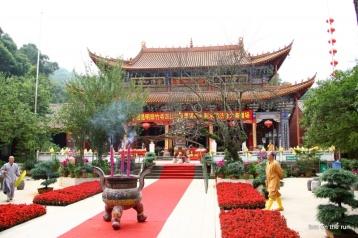 Bambootempel Kunming