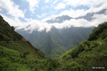 Die schöne Landschaft