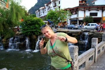 nöö Angie keine chinesischen Fotos