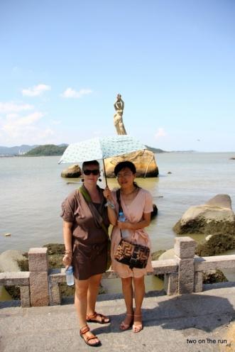 Drei Meerjungfrauen