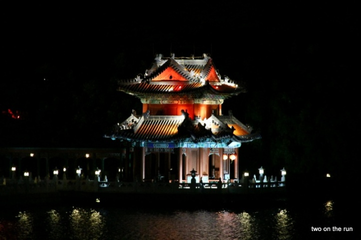Tempel in Zhuhai