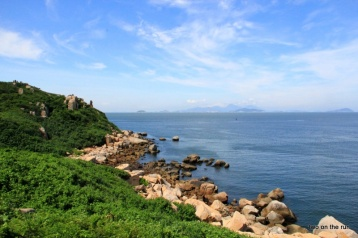 Auf der Insel Dong'ao