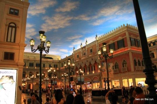 Im Venetien..es wird grad dunkel