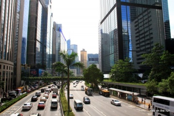 Finanzdestrict Hong Kong