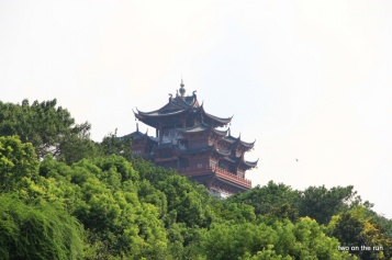 Pagode in Hangzhou
