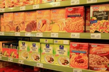 Alles was das deutsche Herz begehrt - Supermarkt für Auswanderer