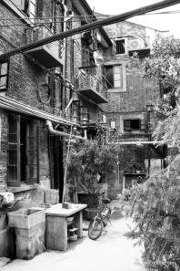 Im französischen Viertel - Tianzifang