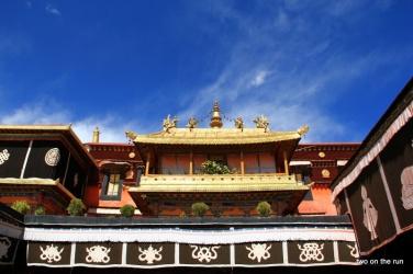 Joghang Tempel in Lhasa
