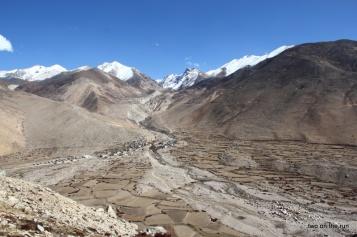 Abstieg zur nepalesischen Grenze