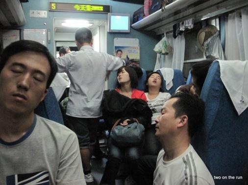 Im Zug