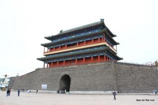 Tor südlich des Tianamenplatzes