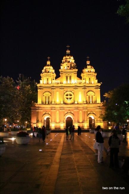 Kirche in der Innenstadt