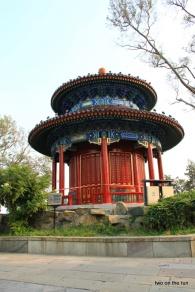 Pavillion im Jingshan Park