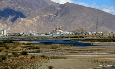 Die letzten Meter bis Lhasa