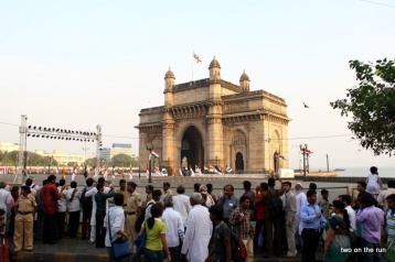 Gateway of India in Mumbai