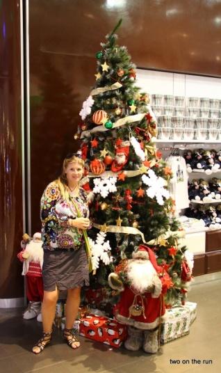 Weihnachten auch in Dubai