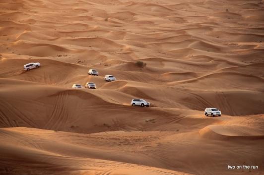 Wüstentour
