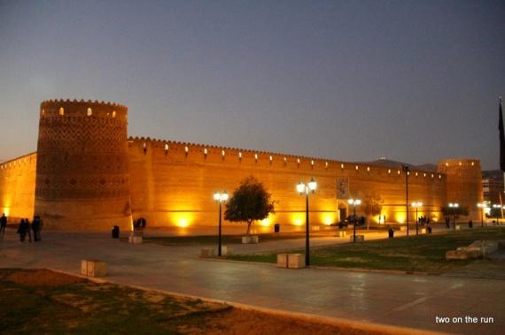 Zitadelle Arg-E Karim Khan in Shiraz