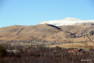 Die Umgebung von Shiraz