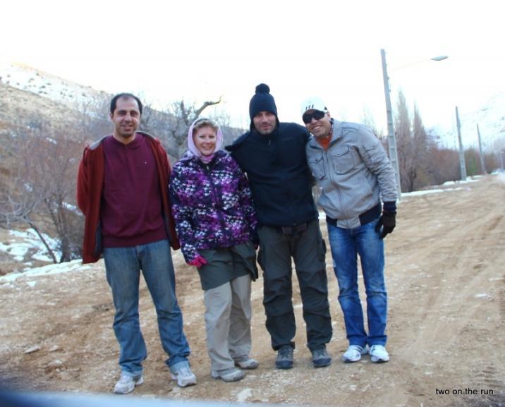 Mehdi, Ali und wir