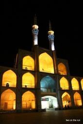 Amir Chakhmaq Moschee in Yazd