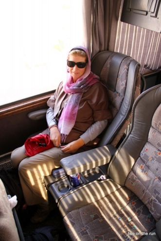 VIP Bus nach Esfahan