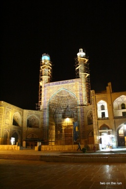 Moschee am Imam Square