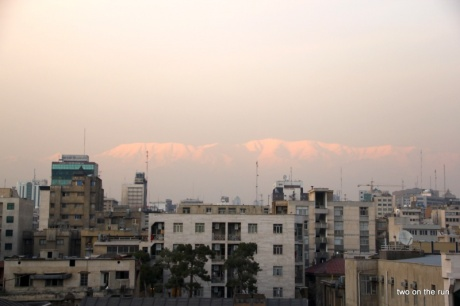 Ein Bildchen aus Teheran