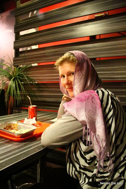 Nach der Pasta - Teheran