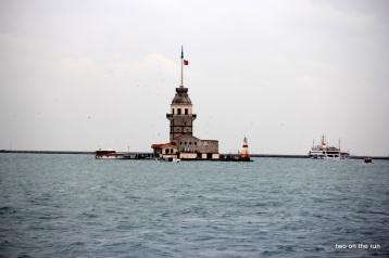 Auf dem Bosporus