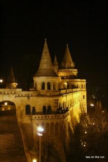 Budapest - Fischer Bastei
