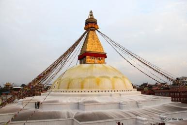 Boudhanath-Stupa