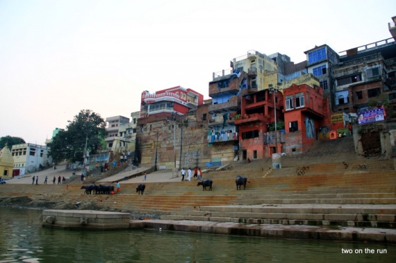 Varanasi - am Ganges