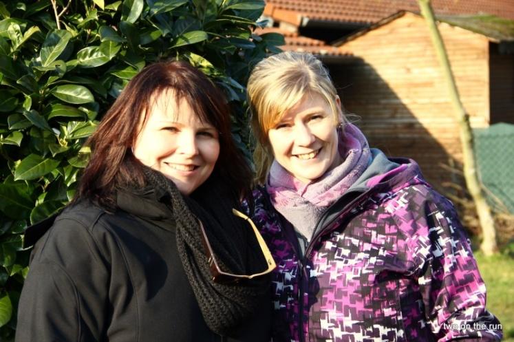 Diana und Angie