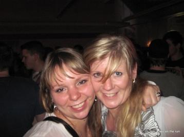 Anja und Angie