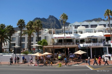in Camps Bay