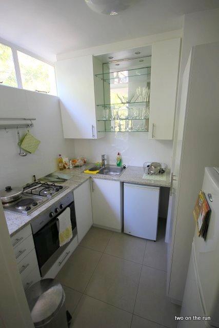 Unsere Wohnung - Küche