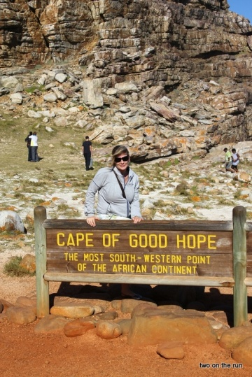 Am Kap der Guten Hoffnung